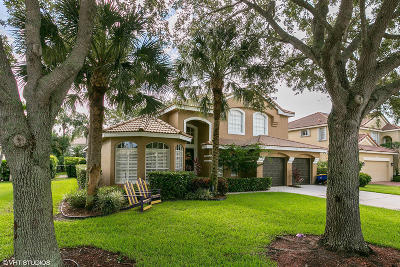 Jupiter Single Family Home Contingent: 508 Pelican Lane