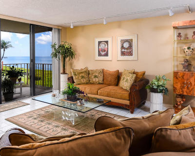 Palm Beach Condo For Sale: 3200 S Ocean Boulevard #B302