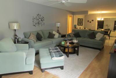Boynton Beach Single Family Home For Sale: 9800 Tabebuia Tree Drive #A