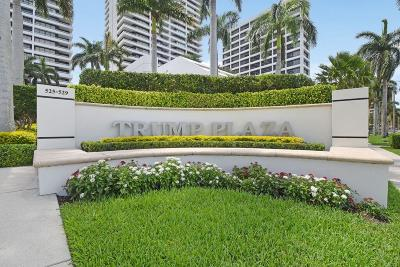 West Palm Beach Condo For Sale: 529 S Flagler Drive #Th3h