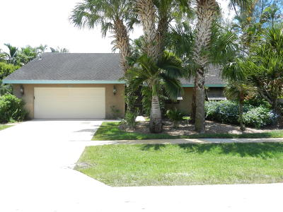 Wellington Single Family Home For Sale: 11294 Pine Valley Drive