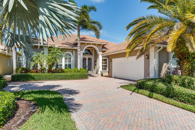 West Palm Beach Single Family Home For Sale: 7531 Monte Verde Lane