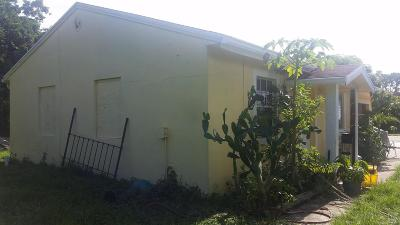 Lake Worth Single Family Home For Sale: 2705 10th Avenue