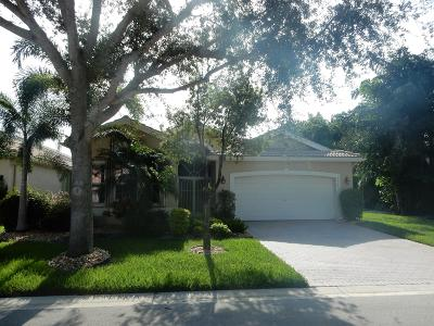Boynton Beach Single Family Home For Sale: 11145 Kaui Court
