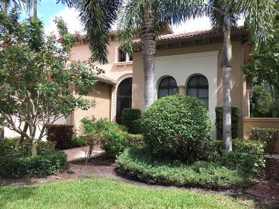 Boca Raton Single Family Home For Sale: 17754 Lake Azure Way