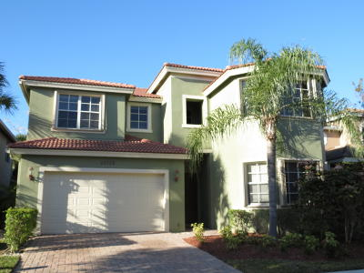 Boynton Beach Single Family Home For Sale: 10719 Lake Wynds Court