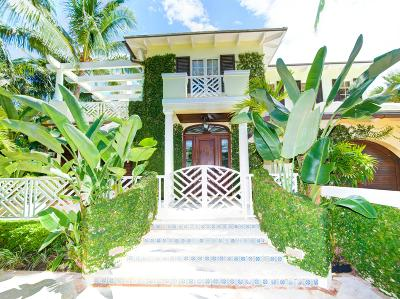 Palm Beach Single Family Home For Sale: 120 Seagate Road
