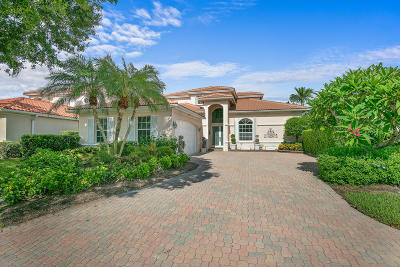 Jupiter Single Family Home Contingent: 132 Village Way