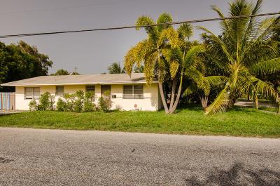Delray Beach Single Family Home Contingent: 415 SE 3rd Avenue