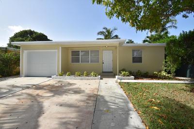 Lantana Single Family Home Contingent: 715 W Pine Street