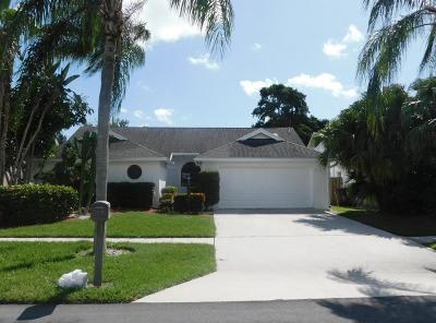 Wellington Single Family Home For Sale: 13025 Meadowbreeze Drive