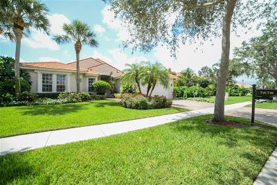 Boynton Beach Single Family Home For Sale: 7678 Lockhart Way