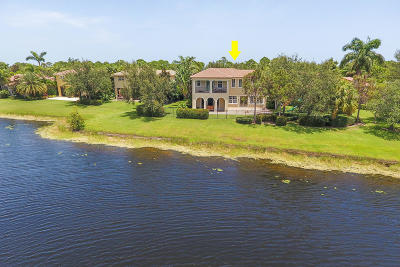 Palm Beach Gardens Single Family Home Contingent: 1317 Sonoma Court