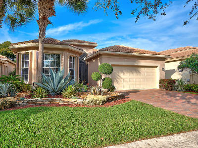 Delray Beach Single Family Home For Sale: 6975 Imperial Beach Circle