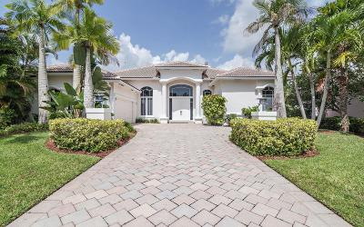Palm Beach Gardens Single Family Home For Sale: 13 Cayman Place
