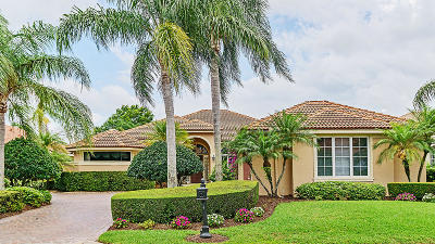 Palm City Single Family Home For Sale: 2556 SW Bridgeview Terrace