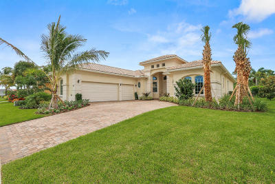 Jupiter FL Single Family Home For Sale: $975,000