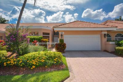 Boca Raton Single Family Home For Sale: 5093 Windsor Parke Drive E