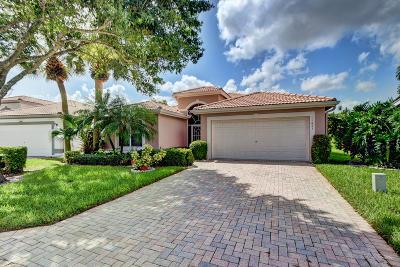 Boynton Beach Single Family Home For Sale: 11453 Corazon Court