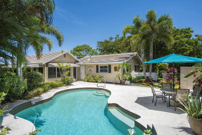 Boynton Beach Single Family Home For Sale: 934 SW 34th Court