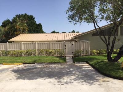 Palm Beach Gardens Single Family Home Contingent: 5752 Golden Eagle Circle