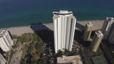 Singer Island Condo For Sale: 3000 North Ocean Drive #9-H