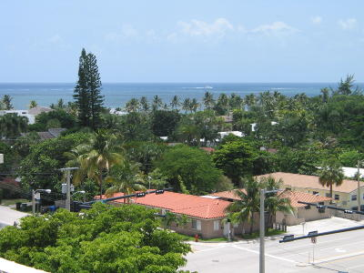 Fort Lauderdale Condo For Sale: 3015 Ocean Boulevard #7h