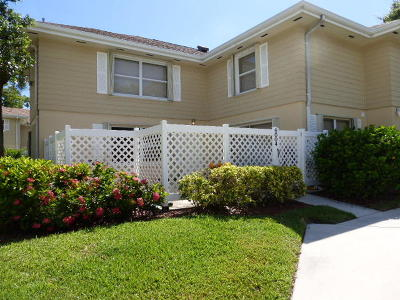 Boynton Beach Single Family Home Contingent: 6004 Wheatley Court