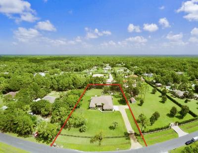 Acreage & Unrec Jupiter Farms, Acreage And Unrec Jupiter Farms, Jupiter Farms, Jupiter Farms Development, Jupiter Farms., Jupiter Farms... Corner Very Very High And Dry... Fenced Corner Lot One Property Single Family Home Contingent: 10801 151st Lane