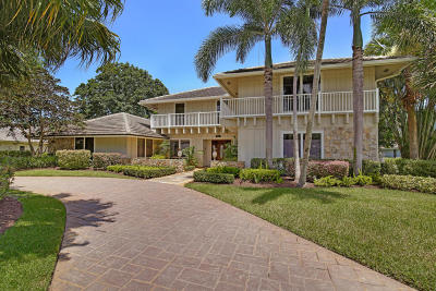 Jupiter Single Family Home For Sale: 19923 Wilkinson Leas Road