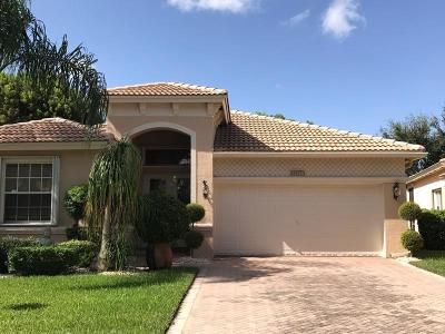 Boynton Beach Single Family Home For Sale: 12218 Blair Avenue