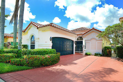 Boca Raton Single Family Home For Sale: 6264 NW 24th