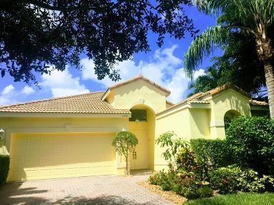 Boynton Beach Single Family Home For Sale: 6241 Copper Lake Court