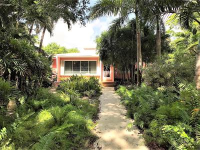 Lake Worth Single Family Home For Sale: 1623 S Palmway