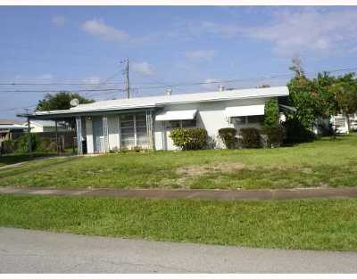 Lantana Single Family Home For Sale: 1014 S 9th Street