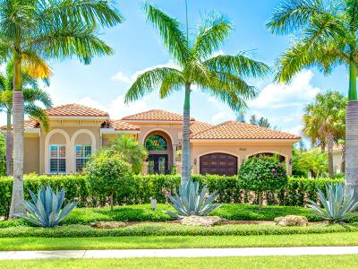 West Palm Beach Single Family Home For Sale: 7717 Eden Ridge Way