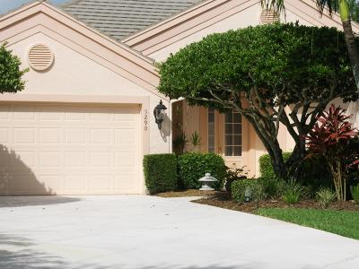 Hobe Sound Single Family Home For Sale: 5290 SE Joshua Tree Terrace