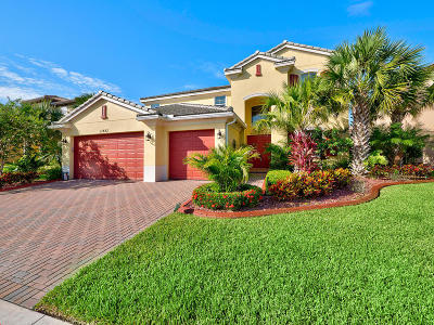 Port Saint Lucie Single Family Home For Sale: 11423 SW Fieldstone Way
