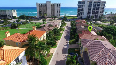 Juno Beach Single Family Home For Sale: 470 Surfside