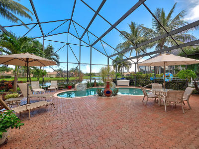 Delray Beach Single Family Home For Sale: 13474 Shell Beach Court