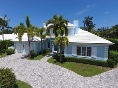 Palm Beach County Single Family Home For Sale: 3211 Polo Drive