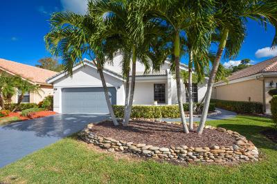 Boca Raton Single Family Home For Sale: 21374 Bridge View Drive