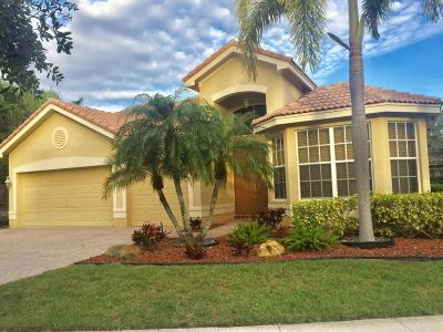 Boca Raton Single Family Home For Sale: 19500 Estuary Drive