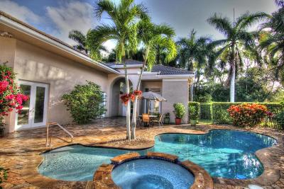 Delray Beach Single Family Home For Sale: 6675 Casa Grande Way