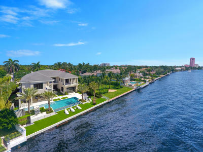 Boca Raton FL Single Family Home For Sale: $13,588,000