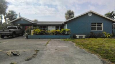 Pompano Beach Single Family Home For Sale: 2620 NW 13th Street