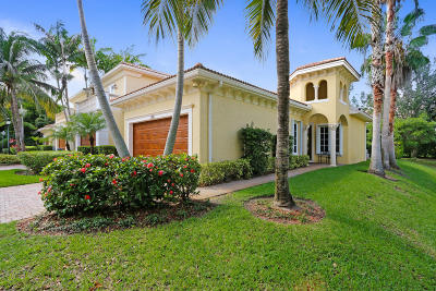 North Palm Beach Single Family Home For Sale: 112 Renaissance Drive