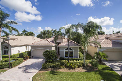 West Palm Beach Single Family Home For Sale: 10748 Grande Boulevard