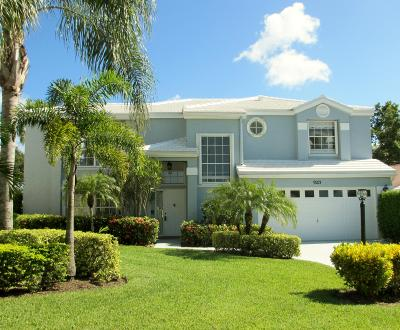 Tequesta Single Family Home For Sale: 9213 SE Deerberry Place
