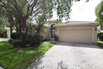 Boynton Beach Single Family Home For Sale: 11329 Vivero Avenue